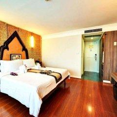 Jomtien Garden Hotel & Resort 4* Номер Делюкс с различными типами кроватей фото 47