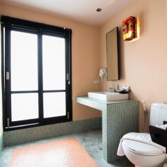 Отель Punnpreeda Beach Resort 3* Номер Делюкс с различными типами кроватей фото 9