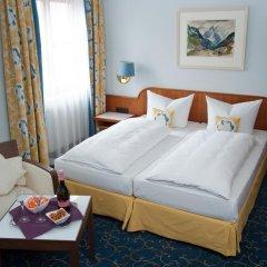 Hotel Lechnerhof Унтерфёринг комната для гостей