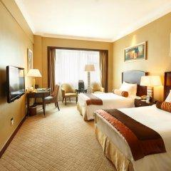 Guangzhou Grand International Hotel 4* Стандартный номер с 2 отдельными кроватями фото 3
