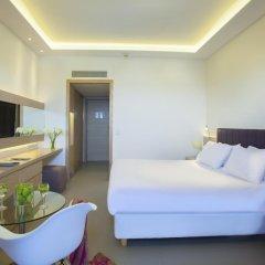 Отель The Royal Apollonia 5* Улучшенный номер с различными типами кроватей фото 5