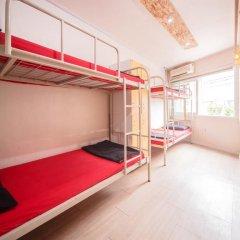 Хостел Itaewon Inn Кровать в общем номере с двухъярусной кроватью фото 20