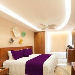 Отель Senses Quinta Avenida By Artisan Adults Only 3* Номер Делюкс с различными типами кроватей фото 7