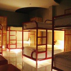 Отель Kim Cuong Da Lat Кровать в общем номере фото 5