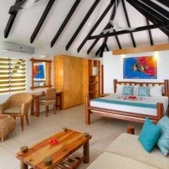 Отель Tropica Island Resort - Adults Only 4* Бунгало с различными типами кроватей фото 4
