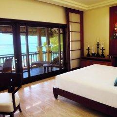Отель Shanti Maurice Resort & Spa 5* Полулюкс с различными типами кроватей фото 4
