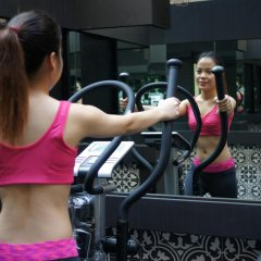 Отель The Southbridge Сингапур фитнесс-зал фото 2