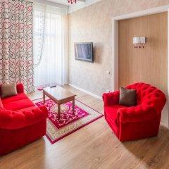 Апартаменты Львова комната для гостей фото 4