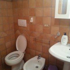 Отель B&B Monte Brusara Равелло ванная