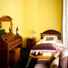 City Hotel Unio 3* Стандартный номер фото 5