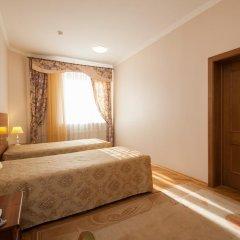 Гостиница ПолиАрт Стандартный номер с 2 отдельными кроватями фото 16