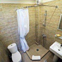 Отель Orestias Kastorias ванная