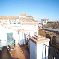 Отель Las Casas del Potro балкон