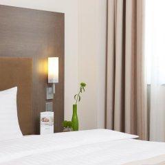 Отель InterCityHotel Leipzig 4* Стандартный номер с различными типами кроватей фото 2