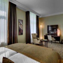 Отель Atlantic Kempinski Hamburg Германия, Гамбург - 2 отзыва об отеле, цены и фото номеров - забронировать отель Atlantic Kempinski Hamburg онлайн комната для гостей фото 19