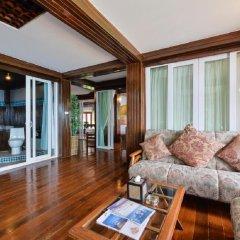 Отель Dusit Buncha Resort Koh Tao 3* Вилла с различными типами кроватей фото 10