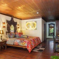 Отель Tropica Bungalow Resort 3* Семейный номер Делюкс с двуспальной кроватью фото 2