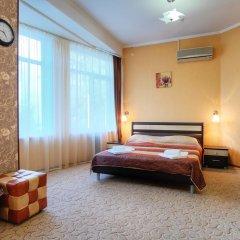 Гостиница Континент 2* Номер Комфорт с двуспальной кроватью фото 9
