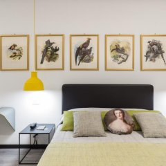 Hotel Bernina 3* Улучшенный номер с различными типами кроватей фото 11