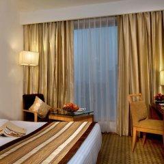 Отель Park Inn Jaipur 4* Стандартный номер с различными типами кроватей фото 2