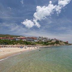 Отель Breeze Hotelcomplex пляж фото 2