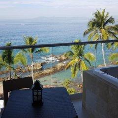 Отель Playa Conchas Chinas 3* Номер Делюкс фото 6