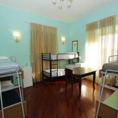 Nika Hostel Кровать в общем номере с двухъярусной кроватью фото 7
