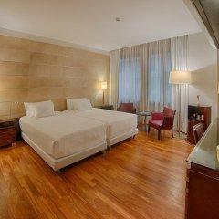 Отель NH Collection Milano President 5* Люкс с различными типами кроватей фото 19