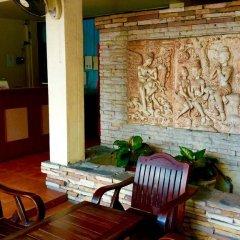 Отель Smile Court Pattaya Стандартный номер фото 2