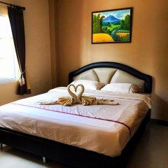 Отель Benwadee Resort 2* Коттедж с различными типами кроватей фото 32