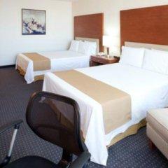 Отель Holiday Inn Express Puebla 2* Стандартный номер с разными типами кроватей фото 5