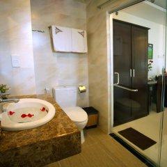Azura Hotel 2* Номер Делюкс с различными типами кроватей фото 7