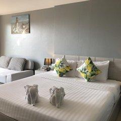 Отель Club Bamboo Boutique Resort & Spa 3* Номер Делюкс с различными типами кроватей фото 5