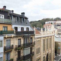 Отель BayQuest | City Centre Испания, Сан-Себастьян - отзывы, цены и фото номеров - забронировать отель BayQuest | City Centre онлайн балкон