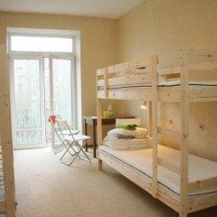 Гостиница Localhostel Кровать в общем номере с двухъярусной кроватью фото 11