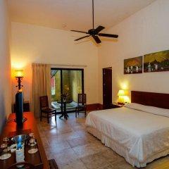 Отель Hacienda Misne 4* Номер Делюкс с различными типами кроватей фото 2