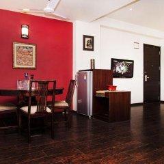 Mantra Amaltas Hotel 4* Люкс с различными типами кроватей фото 3