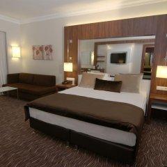 Ikbal Thermal Hotel & SPA Afyon 5* Номер Делюкс с различными типами кроватей фото 3