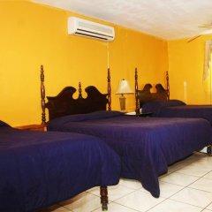 Hotel Ejecutivo Plaza Central Стандартный семейный номер с двуспальной кроватью фото 5