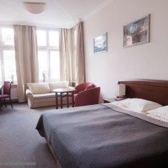 Отель Pensyonat Sopocki Сопот комната для гостей фото 5