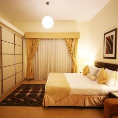 Tulip Hotel Apartments 4* Студия с различными типами кроватей фото 3