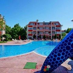 Апартаменты Gt Sunny Fort Apartments Солнечный берег бассейн фото 2