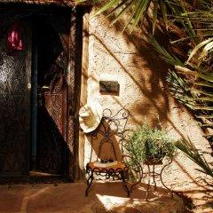 Отель Ecolodge Bab El Oued Maroc Oasis Стандартный номер с различными типами кроватей