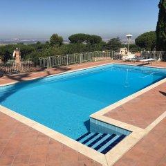 Отель Al Pino B&B Италия, Гроттаферрата - отзывы, цены и фото номеров - забронировать отель Al Pino B&B онлайн бассейн фото 2