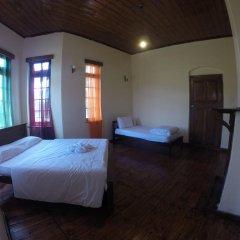 Nuwara Eliya Hostel by Backpack Lanka Стандартный номер с различными типами кроватей фото 7