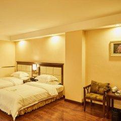 Отель Zhongshan Tianhong Hotel Китай, Чжуншань - отзывы, цены и фото номеров - забронировать отель Zhongshan Tianhong Hotel онлайн комната для гостей фото 2