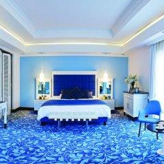 Отель Cornelia Diamond Golf Resort & SPA - All Inclusive 5* Вилла Azure с различными типами кроватей фото 13
