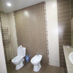 Апартаменты Rent in Yerevan - Apartments on Sakharov Square Люкс разные типы кроватей фото 13