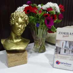Zorbas Hotel Афины в номере фото 2