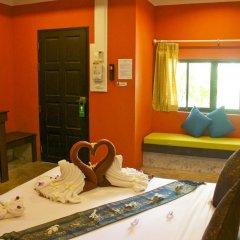 Отель Koh Tao Simple Life Resort 3* Стандартный номер с различными типами кроватей фото 7